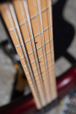 8-String fretboard